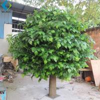 Wholesale 5-10 Years Lifetime Plastic Fruit Trees , 2.5m Height Artificial Apple Tree from china suppliers