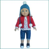 Buy cheap 18 inch customised vinyl toy dolls from wholesalers