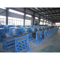 Buy cheap Eco Friendly Copper Wire Bunching Machine ZL104 Aluminum Plate 2.2KW AC Motor product