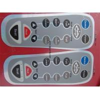 Buy cheap Flexible Backlit Membrane Switch Remote Controller Push Button Touch Panels from wholesalers