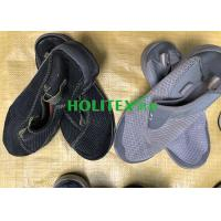 Holitex Used Mens Shoes / Used Canvas Shoes Mixed Size Wearable For Africa