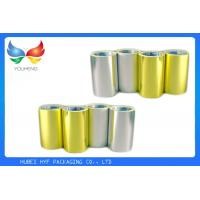 Buy cheap Embossed Holographic Metallized Paper For Beer Label And Wrapping from wholesalers
