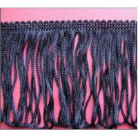 Buy cheap Fashionable high quality rayon chainette fringes for dress clothes from wholesalers
