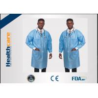 Buy cheap Comfortable Disposable Dental Lab Jackets Non Toxic For Hospital Eco Friendly from wholesalers