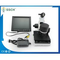 Buy cheap 7 Inch Black LCD Capillary Nail Microcirculation LED Cold Light from wholesalers