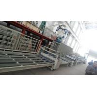 Buy cheap Fully Automatic Mgo Board Production Line Building Material Machinery 2000 Sheets Capacity from wholesalers