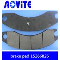 Buy cheap Chinese supplies Terex brake lining kit 15266826 from wholesalers