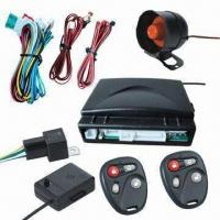 Buy cheap Car Alarm System with Positive and Negative Side-door Triggering Function from wholesalers