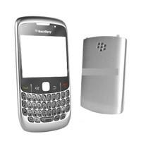 Wholesale BLACKBERRY Curve 8520 Silver Housing (Blackberry housings) from china suppliers