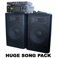 Buy cheap Professional MP3 format Individual microphone Bass Karaoke machine Equipment system from wholesalers