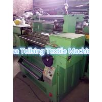 Buy cheap good quality tellsing brand crochet lace fillit machine for cowboy,shoe,leather,garments from wholesalers