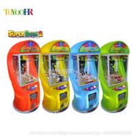 Buy cheap Super box 2 Plastic material Doll Prize Vending Claw Crane Game Machine with LED from wholesalers