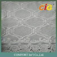 Colorful PVC Lace Tablecloth Nice Surface Handle Soft With Much Designs Much Thickness Manufactures