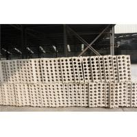 Sound / Thermal Insulation MgO Lightweight Partition Wall Panel , Hollow Core
