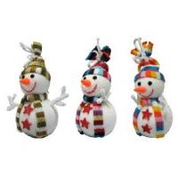 Wholesale Christmas Ornaments Snowman from china suppliers