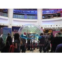 Wholesale Diameter 1.5m - 8m Fashion Inflatable Snow Globe Bubble Dome for Advertising from china suppliers