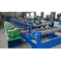 Buy cheap 100mm Width Light Duty Cable Tray Roll Forming Machinery CE Passed 7.5KW from wholesalers