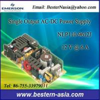 Buy cheap 110W Emerson(Artesyn) NLP110-9612J Single Output AC-DC Power Supply 2 Year Warranty from wholesalers