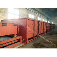 Buy cheap Mesh Belt Gas Brazing Equipment , Copper Brazing Furnace One Year Warranty from wholesalers