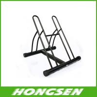 Buy cheap Two postion steel garage bike storage bicycle rack for bike hitch from wholesalers