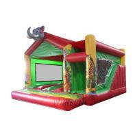 Buy cheap Elephant Jumping Inflatable Castle /Forest kingdom, animal theme WSC-320 from wholesalers