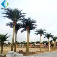 Wholesale Indoor Outdoor Artificial Coconut Palm Trees For Water Amusement Park Large Size from china suppliers