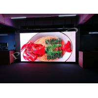 Buy cheap SMD P3 Indoor LED Video Walls Rental High Definition For Commercial Advertising from wholesalers