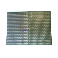 Buy cheap Wave Type FLC 500 Rock Shale Shaker Screen for Desander with Stainless Steel 304 Frame from wholesalers