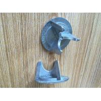 Buy cheap Silver Color Chain Link Fence Fittings Aluminum Tubing Plug Post Cap from wholesalers