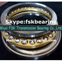 Buy cheap Large Size 510/950 M  Single Direction Thrust Ball Bearing Brass Cage from wholesalers