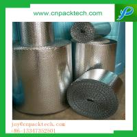 China Highly Reflecticity Easy-install Bubble Foil Insulation Radiant Barrier on sale