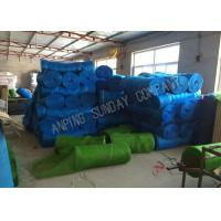 Buy cheap Blue Plastic Anti Insect Nylon Mesh Net Monofilaments And UV 3.6m Width For Shade Houses from wholesalers