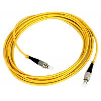 Wholesale FC Fiber Optic Patch Cord Low insertion loss high return loss from china suppliers