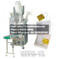 Buy cheap Tea bag packing machine with thread and tag from wholesalers