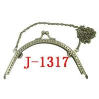 Buy cheap J-1317 Hardware Purse Handle with Chain from wholesalers