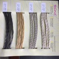Buy cheap Strong Weaving Poly PVC Rattan Plastic Material 5mm Size UV Resistant from wholesalers