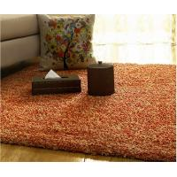 Quality Home Goods Area Rugs With 100% Polyester Textured Yarn And Non-Woven Cloth Backing for sale