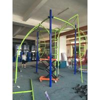 Buy cheap Amusement Park Kids Outdoor Climbing Equipment 35Kids Capacity For Kids Body Gym product