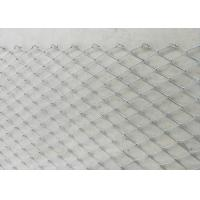 Buy cheap High Strength Rockfall Protection Netting / Slope Stabilization Protective Mesh from wholesalers