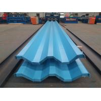 Buy cheap Aluzinc Galvalume Plastic Roofing Sheet For Greenhouse Width 600mm - 1250mm from wholesalers