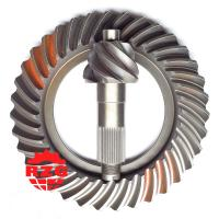 Buy cheap Gleason Spiral Bevel Gear for CA Jie Fang Transmission System Rear Axle 20CrMnTiH from wholesalers