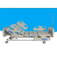 Buy cheap Steel Powder Coated Electric Hospital Bed Full Size 10 Years Warranty from wholesalers