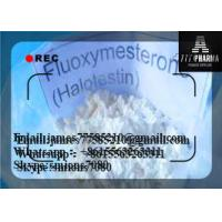 Buy cheap Fluoxymesterone Halotesin Testosterone Anabolic Steroid Powder Enhance CAS 139755 83 2 from wholesalers