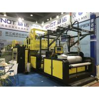 Wholesale lldpe ldpe hdpe Stretch Film Rewinding Machine / Stretch Film Wrap Machine from china suppliers