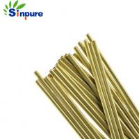 Buy cheap Small Diameter Brass Copper Tube Seamless For 3D Printing Equipment from wholesalers