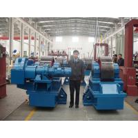Buy cheap Lead Screw Conventional Welding Rotators / Rollers Rubber Wheels from wholesalers