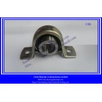 NTN USPP203 Insert bearing US203 series Paypal accept zinc plated surface anti rust ability Manufactures
