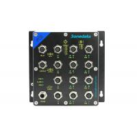Buy cheap Managed 8 Port Industry Specific Ethernet Switch M12 Interface For Rail Transit from wholesalers