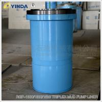 Wholesale Hot - Forging Triplex Mud Pump Spares Bimetal Liner RGF-1000/1300/1600 from china suppliers
