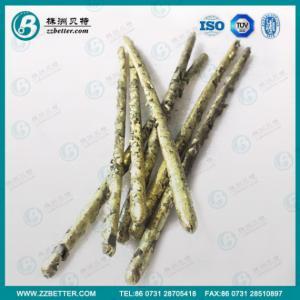 copper tungsten carbide composite welding rod Manufactures